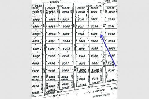 1.14 Acres em Garden Valley Ranchos - Utah 01
