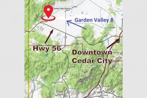1.14 Acres em Garden Valley Ranchos - Utah 06